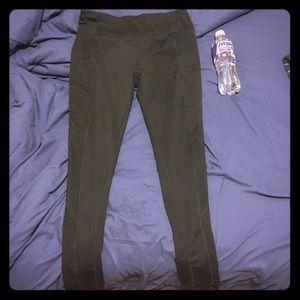 Pants - 🧘🏼♀️Active Mesh Panel Yoga Pants 🧘🏼♀️